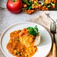 Ryż Z Warzywami W Sosie Pomidorowym