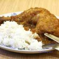 Kurczak w sosie jabłkowym