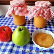 Mus jabłkowo-gruszkowy (bez cukru) janginizowany
