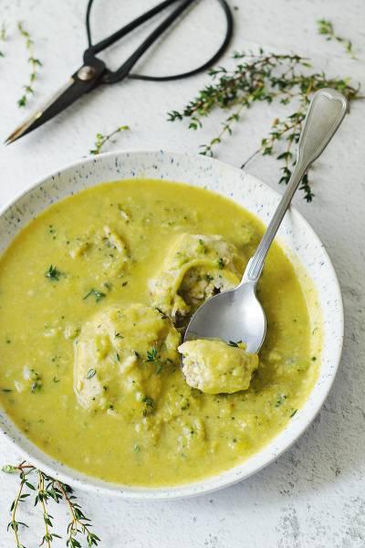 Pora na zupy – zupa z pulpetami