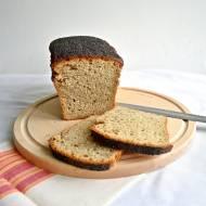 Chleb żytnio-pszenny ze słonecznikiem na zakwasie żytnim