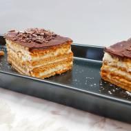 Ciasto bez pieczenia 3 Bit na herbatnikach