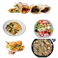 5 obiadów na tydzień – jak robić, żeby się nie narobić