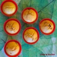 Babeczki ze syrym (Muffiny z serem)
