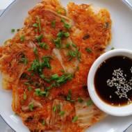 Korea Południowa - Placuszki z kimchi (Kimchijeon)