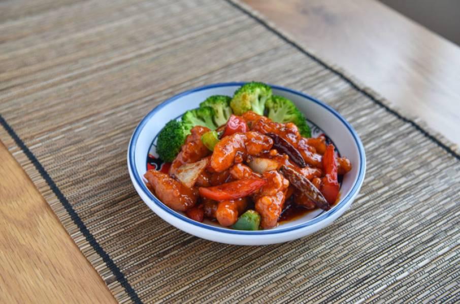 Orientalny sos słodko – kwaśny do słoików