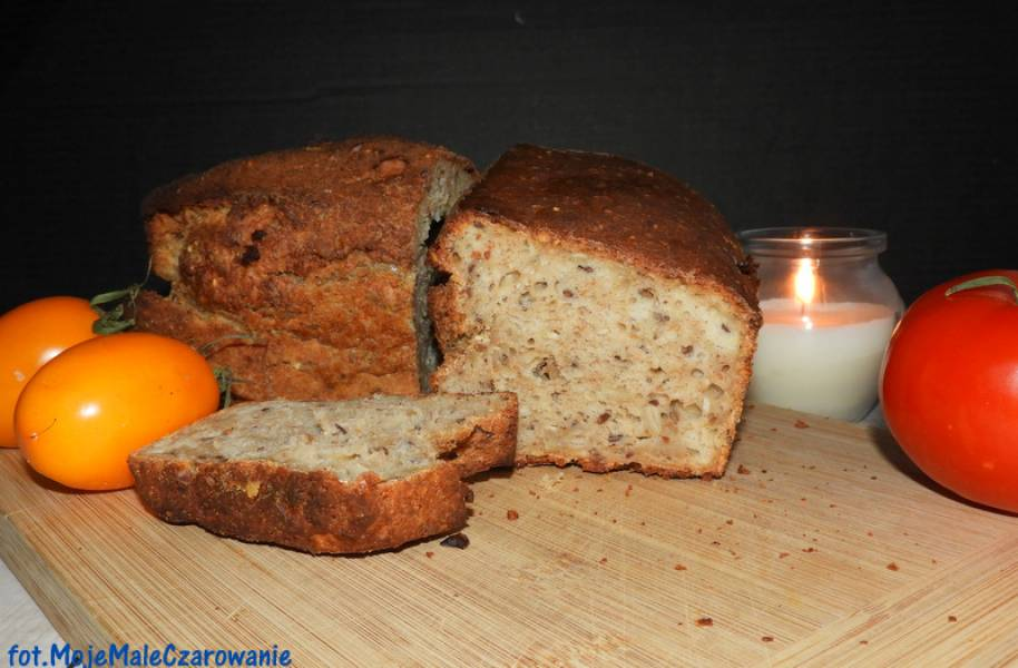 Szybki chleb bez wyrastania i zagniatania