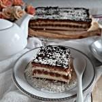 Ciasto rurociąg bez pieczenia