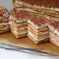 Ciasto imieninowe Moniki