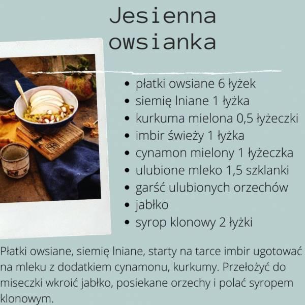 Jesienna owsianka