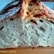 Chleb pszenno-żytni bez wyrabiania