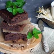 Ciasto czekoladowe z nutką mięty