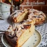 Ciasto z figami i migdałami