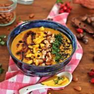 Zupa krem dynia mango i batat