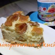 Ciasto śliwkowe z kaszą manną