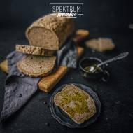 Rustykalny chleb bezglutenowy z oliwą truflową
