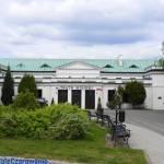 Zabytkowy Teatr Miejski w Sieradzu woj. łódzkie
