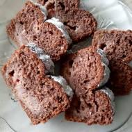 Ciasto kakaowe ze śliwkami