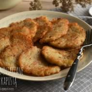 Placki ziemniaczane z kiszoną kapustą – kuchnia podkarpacka