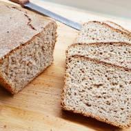 Przepis na chleb razowy na zakwasie