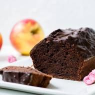 Czekoladowo Jabłkowe Ciasto Na Białkach