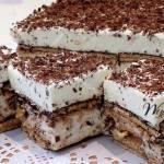 Ciasto Prince Polo – bez pieczenia