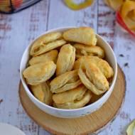Ciasteczka twarogowe z jabłkiem
