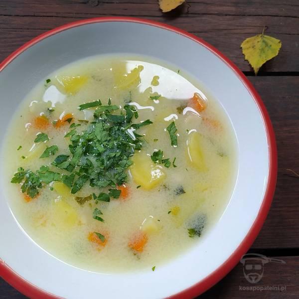 Kartoflanka – zupa jesienno-zimowa