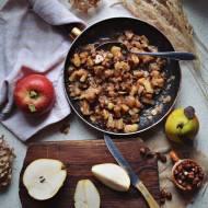 Jesienny chutney z orzechami - słoiczki pełne skarbów
