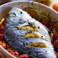 Ryba z piekarnika