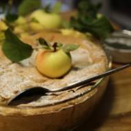 Zapiekane jabłka pod pierzynką