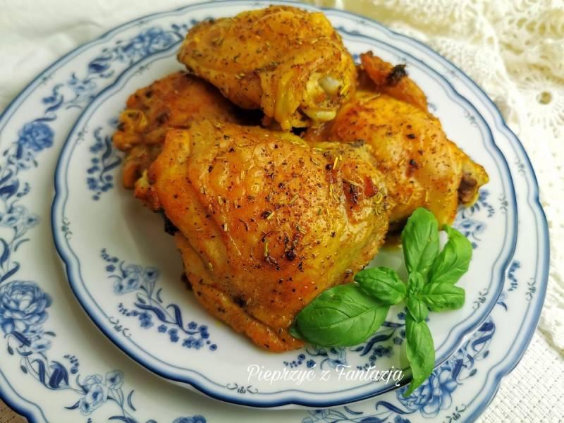Złoty kurczak