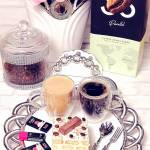 Delicja kawowa z kawą Parallel