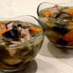 Rosołek z gąsek – pyszna jesienna zupa