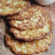 Placki ziemniaczane bez mąki