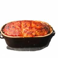 Meatloaf, czyli pieczeń z indyka i kaszy
