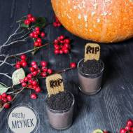 Pudding Czekoladowy na Halloween