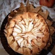 Jabłko w rustykalnej oprawie