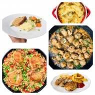 Jak zrobić 5 różnych obiadów z tych samych składników
