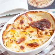 Ziemniaki pieczone w mleku. Genialny przepis z nowej książki Marka Łebkowskiego