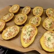 Ziemniaki pieczone pysznie nadziane