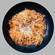 Spaghetti al ragu na szybko