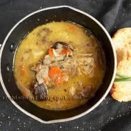 Zupa kaniowa z kaniami