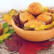 Muffinki z cukierkami czekoladowymi