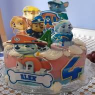 Tort urodzinowy  mojego synka