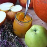 Dżem dyniowo jabłkowy z pomarańczową nutą