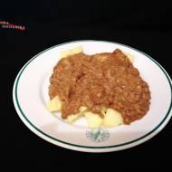 Mastywo z ziemniakami