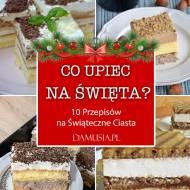 Co Upiec na Święta? – TOP 10 Najlepszych Przepisów na Świąteczne Ciasta