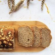 Pełnoziarnisty chleb z ziołami / Whole Wheat Bread with Herbs