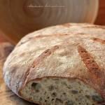 Chleb dyniowy na zakwasie
